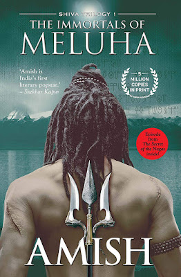 [Free ebook]The Immortals of Meluha (Shiva Trilogy)-Amish