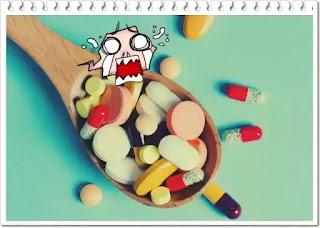 wiki combinatii interzise si periculoase de medicamente si alimente
