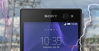 Review Sony Xperia C3