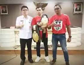 Tidak Pernah Terkalahkan di Kancah Nasional, Paul Berkeinginan Bertarung di Kelas Dunia MMA