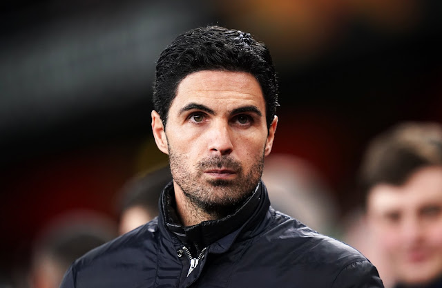 Mikel Arteta knows what to do during the summer