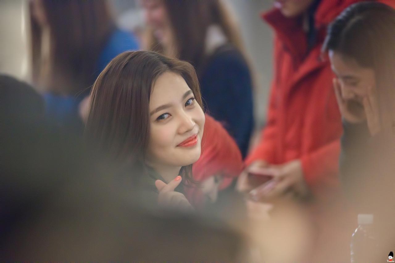 I Love Red Velvet Joy Rv 2nd Album The Velvet Fansign