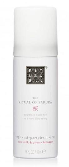 Rituals THE RITUAL OF SAKURA ANTI-PERSPIRANT SPRAY