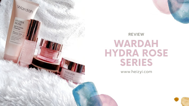 Harga Wardah Hydra Rose Satu Paket