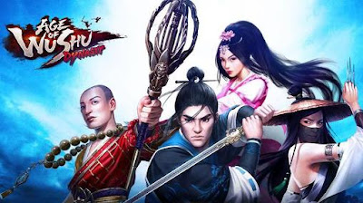 Age of Wushu Dynasty (MOD Mana No Skill Cooldown) APK Download