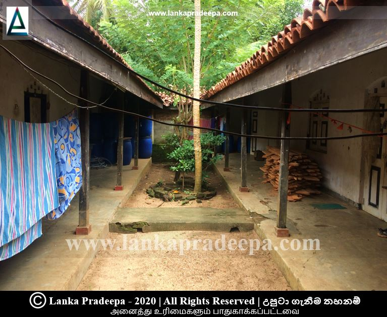 Sri Sugathavanarama Viharaya, Ullalapola