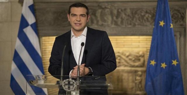 Αλ. Τσίπρας: Τιμούμε το μεγάλο «ΟΧΙ» του λαού μας απέναντι στο φασισμό και το ναζισμό