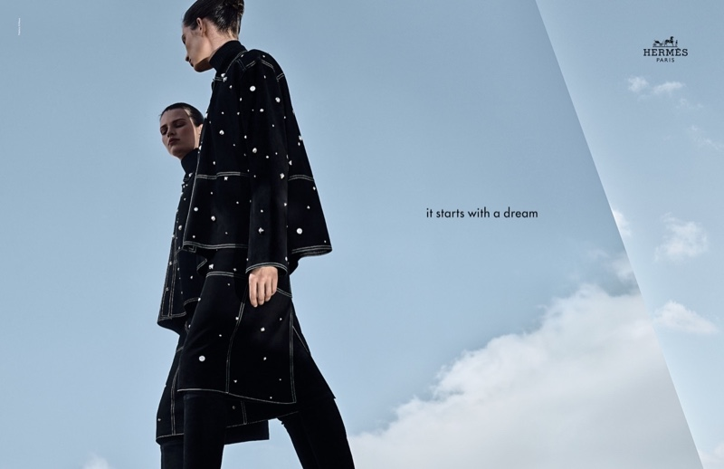 Hermes Fall/Winter 2019 Campaign