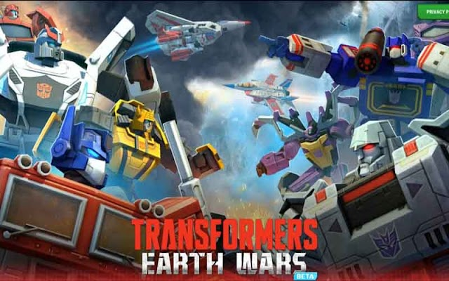 Transformers Earth Wars Apk + Mod for Android