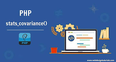 PHP stats_covariance() Function