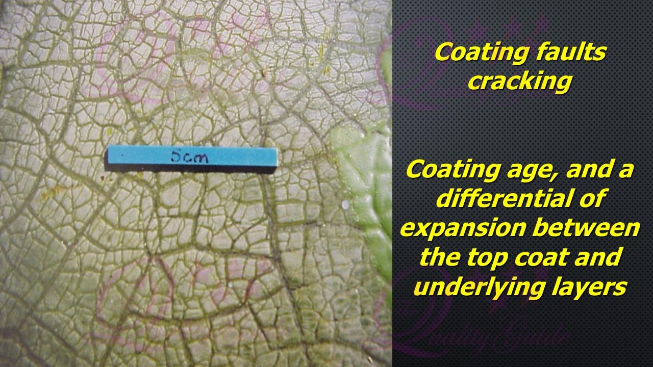 Cracking or Crazing:
