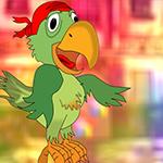G4K Genuine Parrot Escape