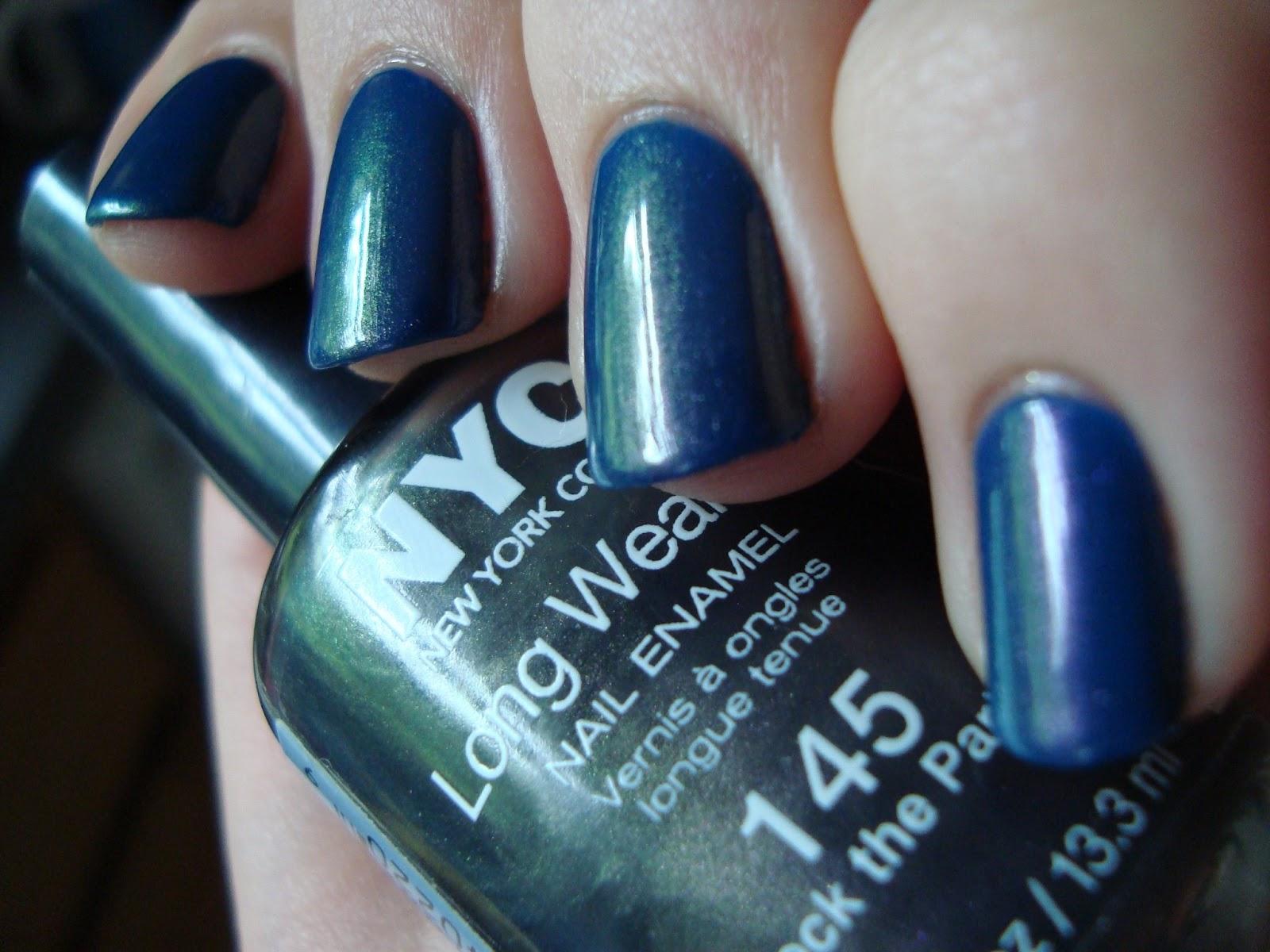 NYC Long Wearing Nail Enamel | Pretty Girl Science