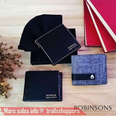 Nixon wallets Robinsons
