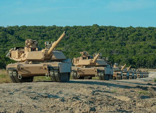 Tank Abrams mới nhất