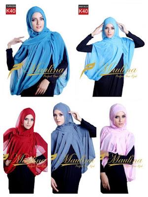 jilbab instan modis