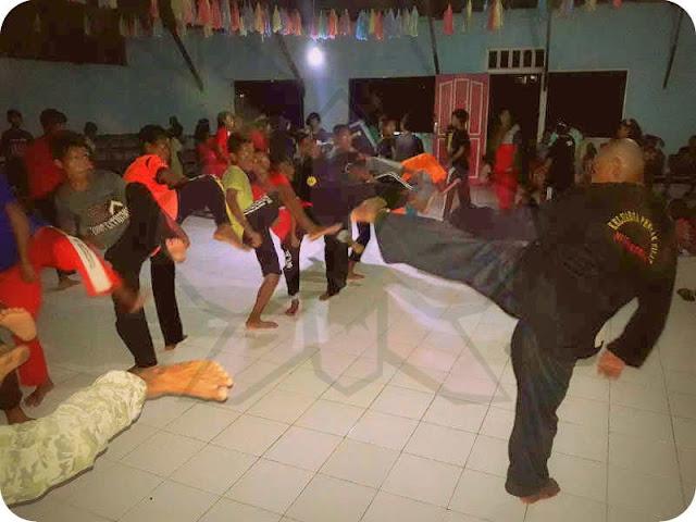 IPSI Buka Perguruan di Watmuri