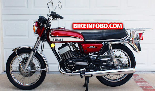 Yamaha RD350 Japan Specifications, Review, Top Speed, Pics & Mileage