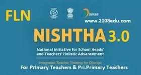 NISHTHA 3-0 FLN Online Course Aheval & Answer Keys
