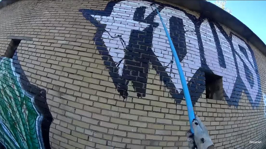 Grafiti Roll up