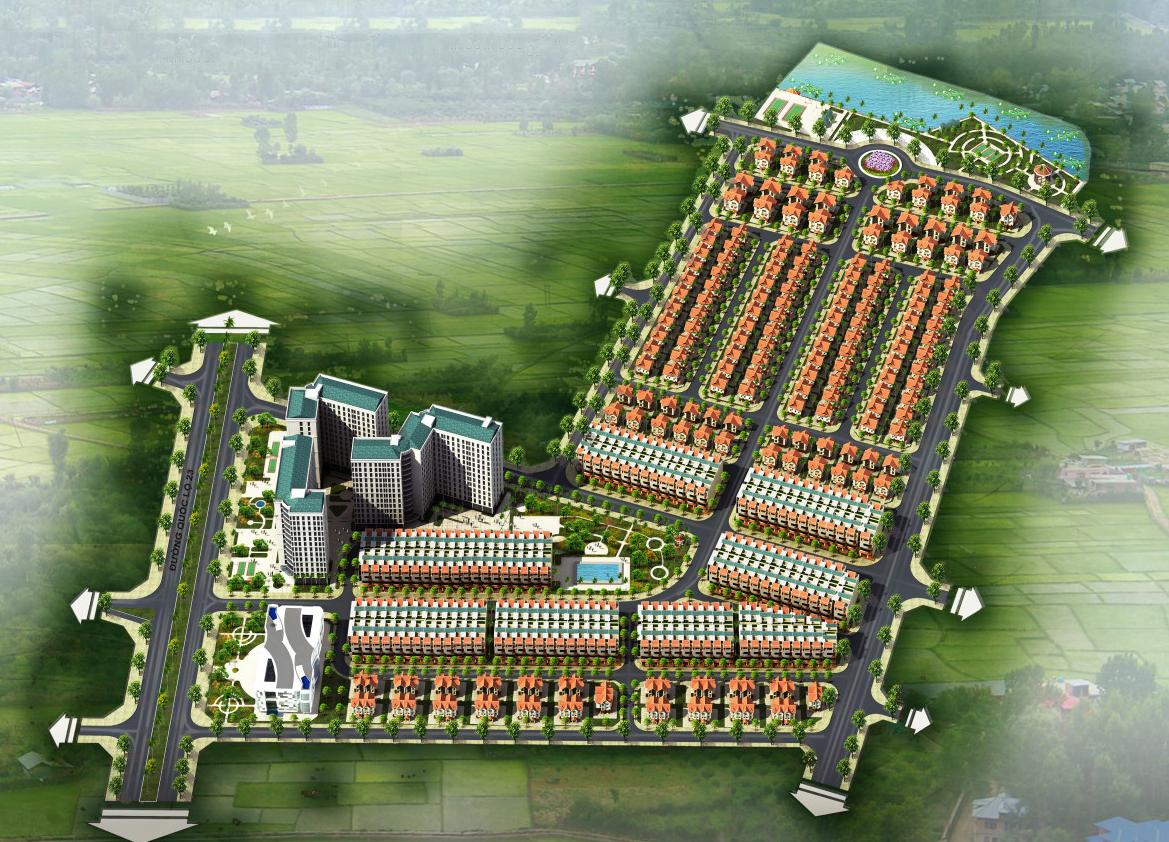 Thông tin dự án khu đô thị mê linh vista city - Hà Nội HomeLand - Website  bán hàng CĐT Hải Phát Thủ Đô