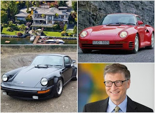 Bill Gates Lifestyle | Cars | House | Quotes Hindi :