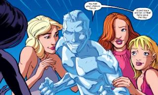 Iceman's Girls