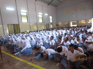SMK Sakti Gemolong Pembukaan Pendidikan Ketarunaan