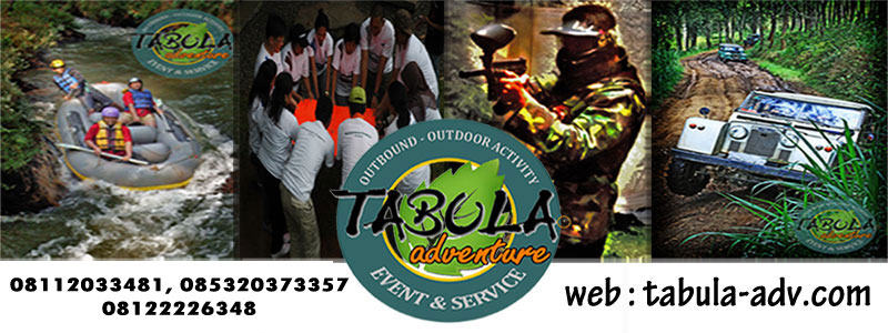 WISATA OUTBOUND-ARUNG JERAM-OFF ROAD LAND ROVER BANDUNG TABULA ADVENTURE 08112033481