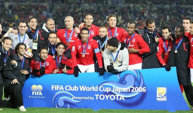 تعرف علي ترددات القنوات المفتوحة الناقلة لمباراة الأهلي والدحيل في كأس العالم للأندية 2021
