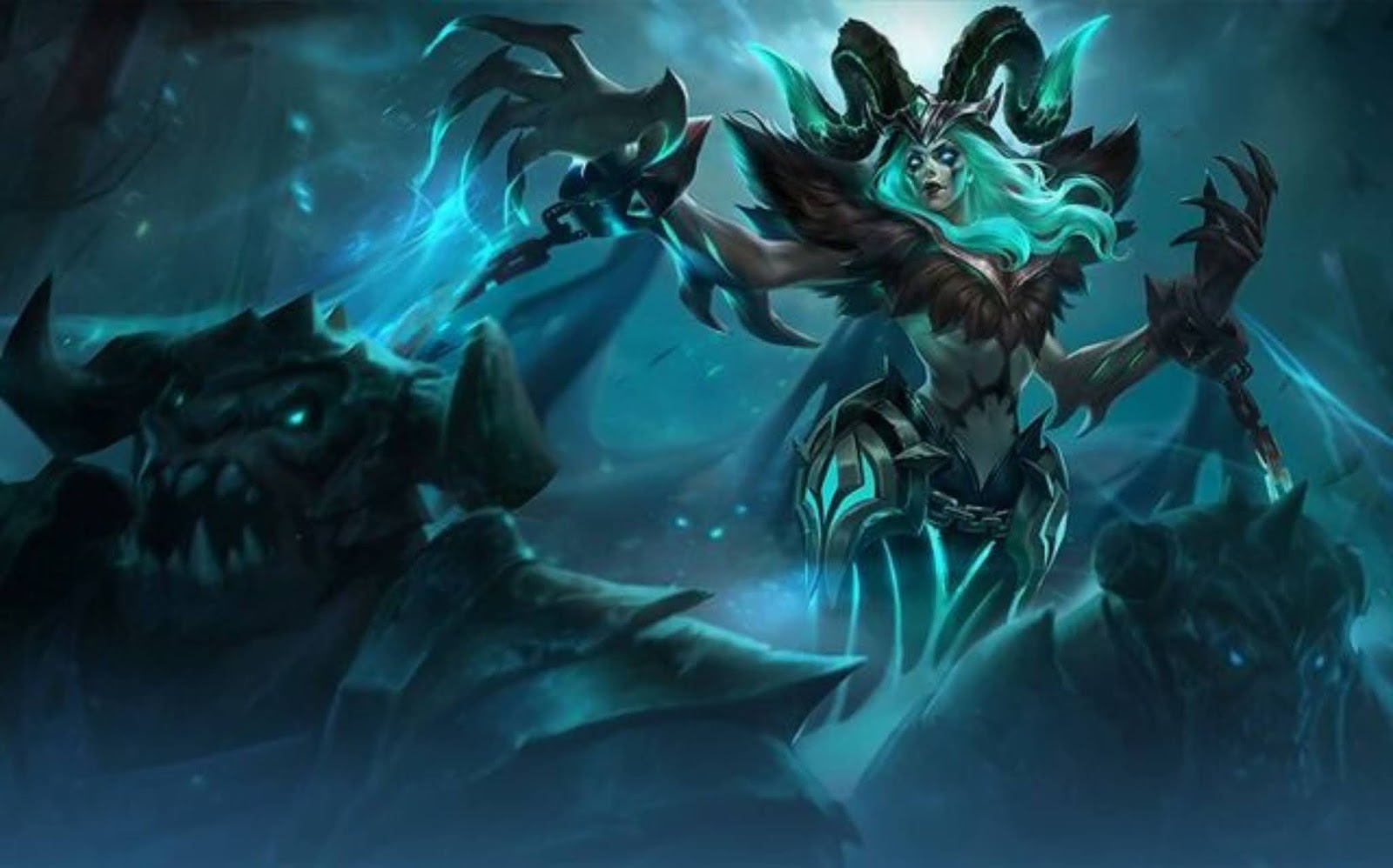 Wallpaper Vexana Twisted Summoner Skin Mobile Legends HD for PC