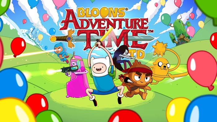 Bloons Adventure Time td: Unlimited Gems and Gold Coins.