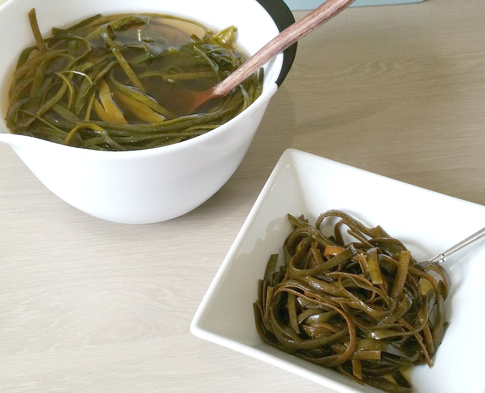 I Sea Pasta, Seaweed spaghetti, low carb pasta