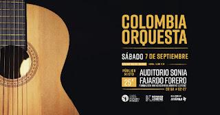 Colombia Orquesta en concierto 2019 FOT 2