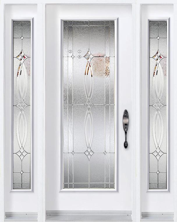 Cristales de puertas de interior - Cristales decorados para puertas ...