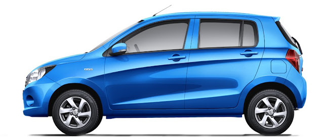 Maruti Suzuki Celerio side look Hd Image 03