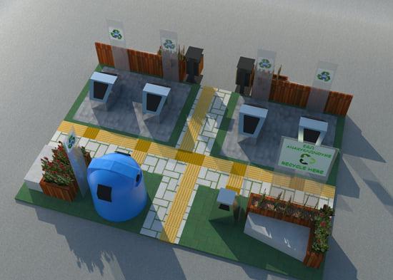 Στα πλαίσια του σχεδιασμού για την ορθολογική διαχείριση των απορριμμάτων, κατατέθηκε από τον Δήμο Πάργας πρόταση χρηματοδότησης για την δημιουργία «Πράσινου Σημείου» με προϋπολογισμό ύψους 814.878,00€ .