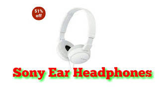 Sony Ear Headphones India price Amazon price