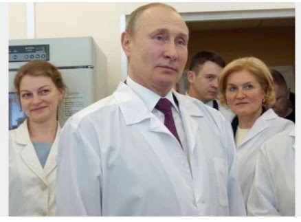 Coronavirus: Russia to test COVID vaccine on 40,000 people - after Putin says it  worked