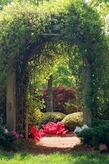secret garden rare plants