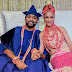 Exciting Photos From Banky W and Adesua's Traditional Wedding in Lagos - #BAAD2017