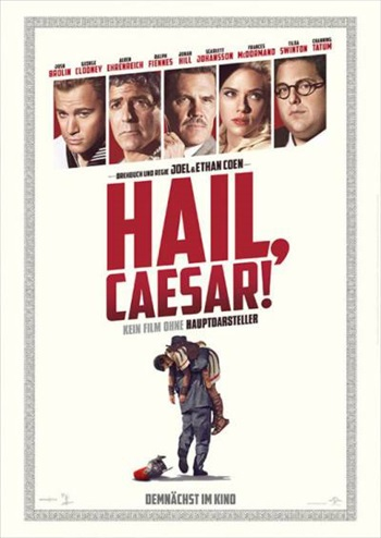 Hail Caesar 2016 English Movie Download