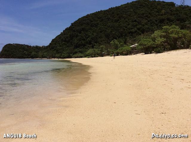 Anguib Beach, Sta. Ana Cagayan
