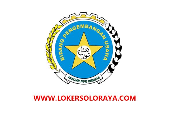 Lowongan Kerja Solo Bulan Juli 2020 di BPU Nur Hidayah ...