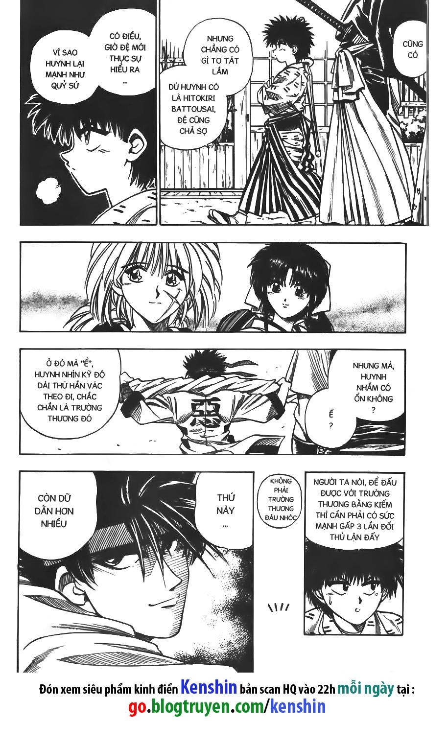 Rurouni Kenshin chap 6 trang 15