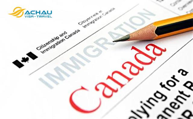 Ở Cần Thơ xin visa Canada cần những gì ?