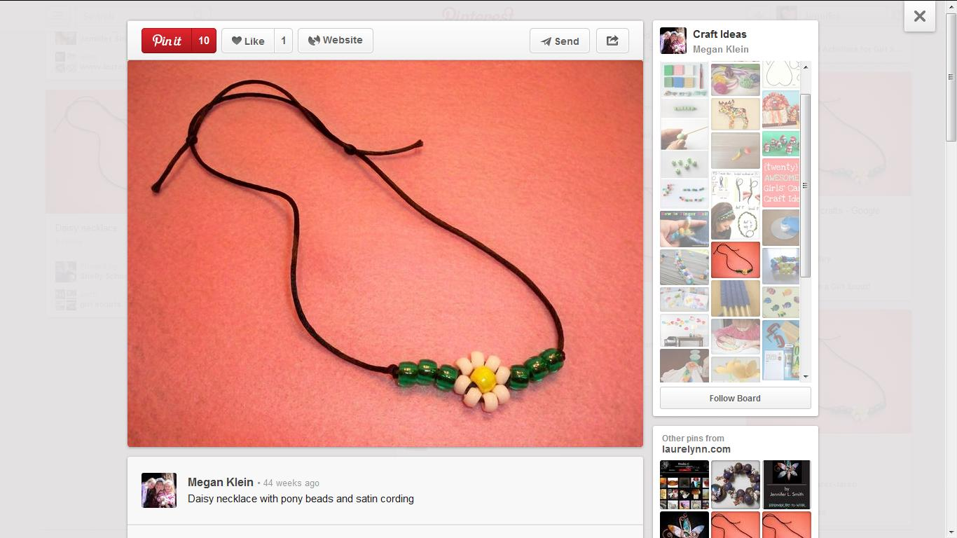 Laurelynn My Girl Scout Daisy Project On Pinterest