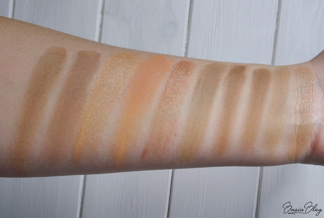 bronzery mineralne Neauty, Pixie, Lily Lolo, Golden Rose, Kobo, Bell