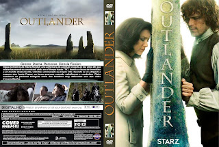 OUTLANDER 2019 [COVER – DVD+BLU-RAY]