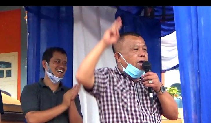 Zulhadri Mantan Anggota DPRD Sungaipenuh:  Lebih Baik Melanjutkan Pembangunan Bersama Fikar - Yos Daripada Mengulang dari Nol